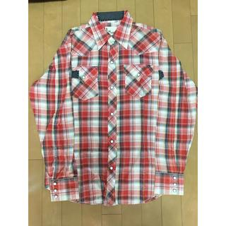 デラックス(DELUXE)のDELIIXE チェックシャツ XS(シャツ)