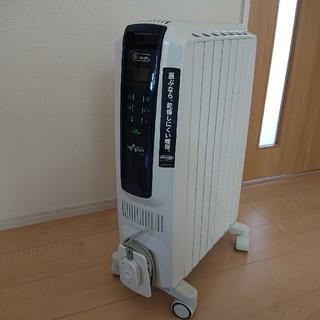 デロンギ(DeLonghi)のデロンギ オイルヒーター QSD0712MB(オイルヒーター)