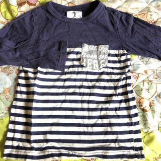 ジーンズベー(jeans-b)の110 ロングTシャツ ジーンズベー(Tシャツ/カットソー)