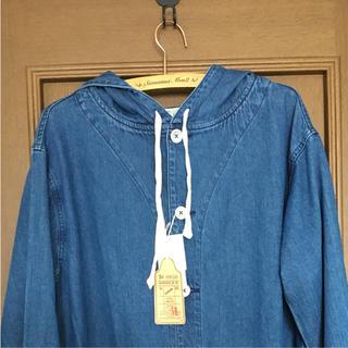 サマンサモスモス(SM2)のゆか様専用♥新品♥SM2♥デニムフードコート(その他)