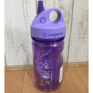 ナルゲン(Nalgene)のナルゲン nalgene ウォーターボトル 子供用 キッズ フクロウ 水筒(タンブラー)