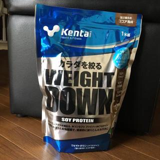 ケンタイ(Kentai)の新品 ケンタイ プロテイン 1kg ココア風味 ソイプロテイン(プロテイン)