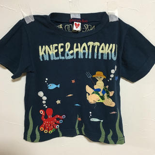 ナチュラルブー(Natural Boo)のナチュラルブー natural boo Tシャツ ワッペン 夏 マリン 海(Tシャツ/カットソー)