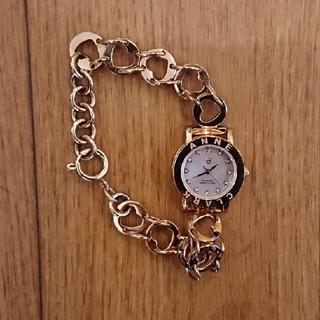 アンクラーク(ANNE CLARK)の☆ANNE CLARK腕時計 ブレスタイプ☆(腕時計)