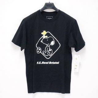 ソフネット(SOPHNET.)のFCRB×PEANUTS 新品正規品 Tシャツ size M(Tシャツ/カットソー(半袖/袖なし))
