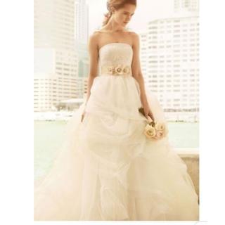 8f7f6c5d27c20 ヴェラウォン(Vera Wang)のパニエ、ヘッドドレス付き格安white by verawang