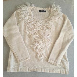 アンティックバティック(Antik batik)のANTIK BATIK フシンジ ニット セーター(ニット/セーター)