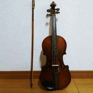 【希少高級黒装美音】スズキ No.17 バイオリン 1/8 鈴木 1964(ヴァイオリン)