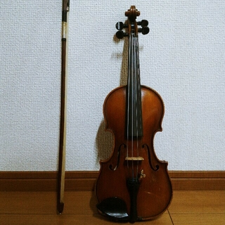 【極希少銘柄特製品】Shiro Suzuki 1/8 No.特2 バイオリン(ヴァイオリン)