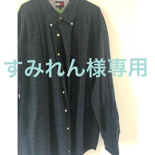すみれん様専用  オーバーサイズシャツ(シャツ/ブラウス(長袖/七分))