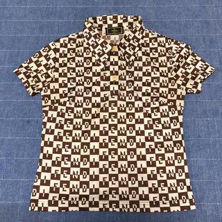 フェンディ(FENDI)の早い者勝ち‼️FENDI フェンディ ポロシャツ レディース(ポロシャツ)