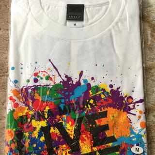 水樹奈々 ライブTシャツ LIVE GATE 2018 Mサイズ 新品未開封 (Tシャツ)