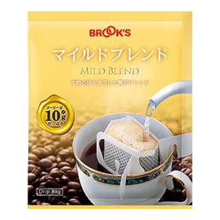 ブルックス(Brooks)のお試し7袋・ブルックスマイルドブレンド(コーヒー)