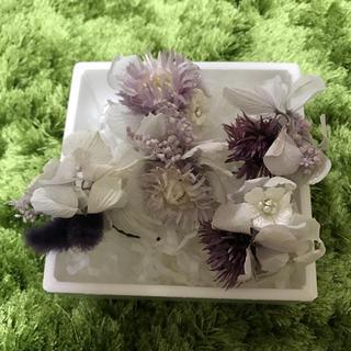 イーエムフルール(e.m. Fleur)のラプンツェル◯ウエディング◯ヘッドドレス◯冬婚(ヘッドドレス/ドレス)