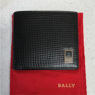 バリー(Bally)のBALLY  二つ折り財布 / 新品、未使用(折り財布)