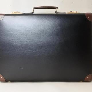 グローブトロッター(GLOBE-TROTTER)のグローブトロッター 18インチ ブラック キャリーケース 機内持ち込み可能 正規(スーツケース/キャリーバッグ)