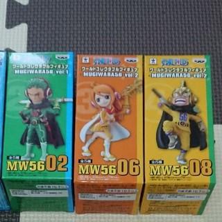ワンピースワーコレ(アニメ/ゲーム)