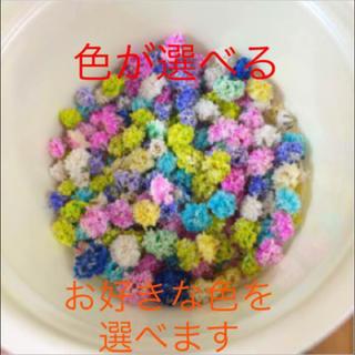 ドライフラワーかすみ草☆花粒30粒以上(ドライフラワー)