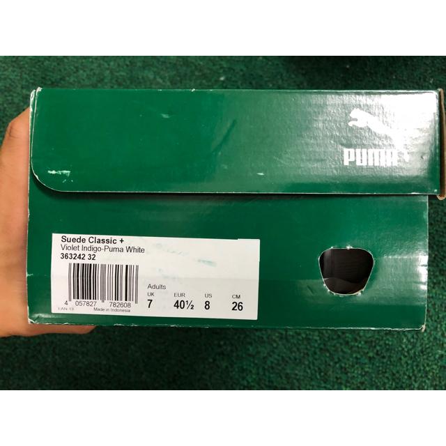 PUMA(プーマ)のはな花様専用 メンズの靴/シューズ(スニーカー)の商品写真