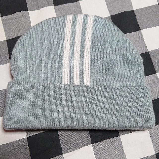 adidas(アディダス)のアディダス ニット帽+クーポン レディースの帽子(ニット帽/ビーニー)の商品写真