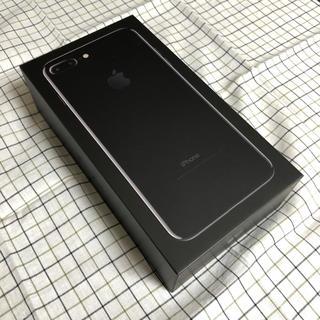 アイフォーン(iPhone)のiPhone7 Plus 128GB SIMフリー版 ジェットブラック(スマートフォン本体)