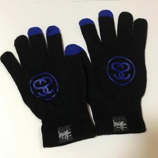 ステューシー(STUSSY)のSTUSSY 新品 手袋(手袋)