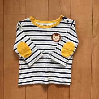 キムラタン(キムラタン)のキムラタン ロンT 70センチ 美品(Tシャツ)
