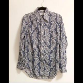 インディヴィジュアライズドシャツ(INDIVIDUALIZED SHIRTS)のインディビジュアライズドシャツ❤️新品未使用❤️メンズ❤️(シャツ)