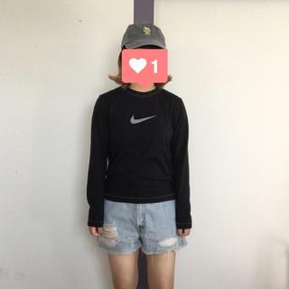 ナイキ(NIKE)のNIKE 長袖TEE(Tシャツ(長袖/七分))