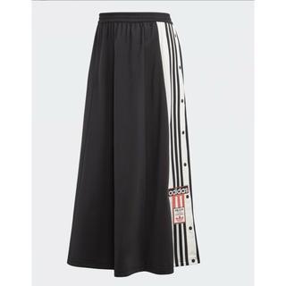 アディダス(adidas)のアディダスオリジナルス ロングスカート 1番大きいサイズ 新品(ロングスカート)