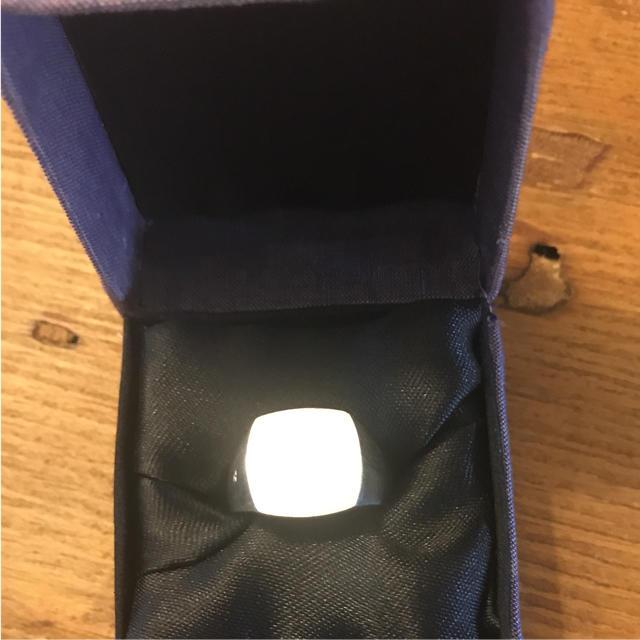 two tom(トゥートム)のトムウッドリング特別今日限定値下げ 18000〜15000 メンズのアクセサリー(リング(指輪))の商品写真