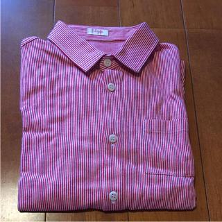 シモネッタ(Simonetta)の【新品タグ付き】イルグッフォ 長袖 コットンシャツ 130(Tシャツ/カットソー)