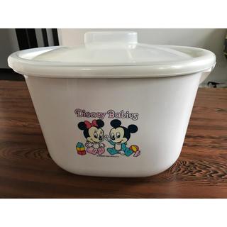 ディズニー(Disney)のオムツバケツ ディズニー ミッキー ミニー 脱臭 (ベビーおむつバッグ)