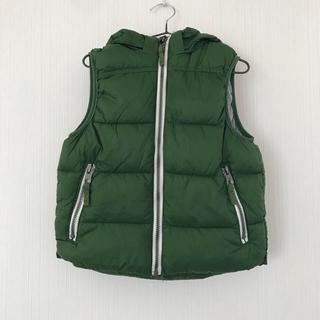 エイチアンドエム(H&M)の70 H&M ベスト アウトドア 中綿 110(ジャケット/上着)