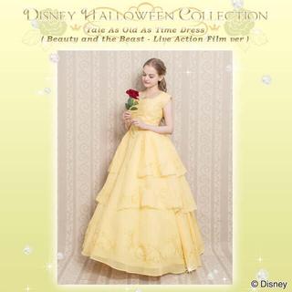 シークレットハニー(Secret Honey)の実写 美女と野獣 ドレス ネックレス セット(衣装