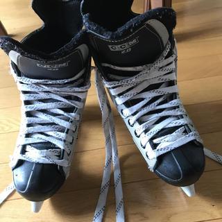 シーシーエム(CCM)のジュニアスケート靴(ウインタースポーツ)