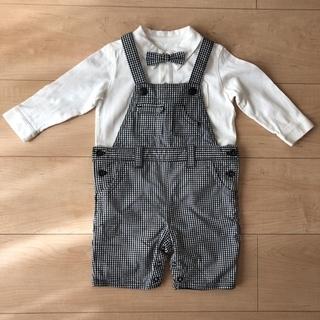 コムサイズム(COMME CA ISM)のコムサイズム シャツ&ロンパース ベビー 80センチ(セレモニードレス/スーツ)