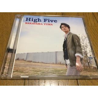 ナカヤマユウマウィズビーアイシャドウ(中山優馬w/B.I.Shadow)の中山優馬 CD(アイドルグッズ)