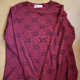 グッチ(Gucci)の値下げ GUCCI 長袖Tシャツ(Tシャツ(長袖/七分))