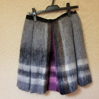 イーリーキシモト(ELEY KISHIMOTO)の値下げ イーリーキシモト スカート(ひざ丈スカート)