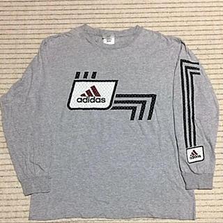 アディダス(adidas)のadidas 90s レア物❗️ビックシルエット‼️(Tシャツ/カットソー(七分/長袖))