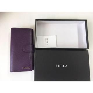 6c0fc4195847 フルラ 革 財布(レディース)(パープル/紫色系)の通販 7点 | Furlaの ...