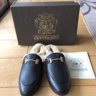 ドゥーズィエムクラス(DEUXIEME CLASSE)のCAMINANDO BIT FUR 6(ローファー/革靴)