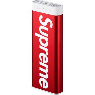 シュプリーム(Supreme)のSupreme mophie encore2 バッテリー 新品未使用 (バッテリー/充電器)