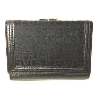 イエーガー(JAEGER)のJAEGER イエガー がま口財布(財布)