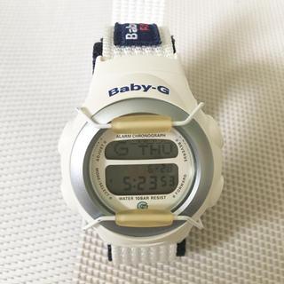 ベビージー(Baby-G)のBaby-G File /レディース腕時計/電池交換済(腕時計)