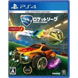 ロケットリーグ コレクターズ・エディション - PS4(家庭用ゲームソフト)