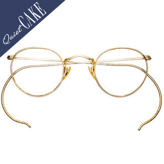 60s ボシュロム B&L USA ビンテージ 丸メガネ ラウンド 眼鏡 585(サングラス/メガネ)