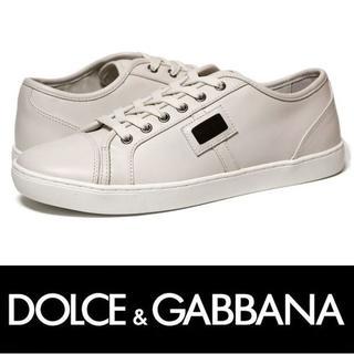 ドルチェアンドガッバーナ(DOLCE&GABBANA)の2 DOLCE&GABBANA 新品本物 スニーカー size 9.5(スニーカー)