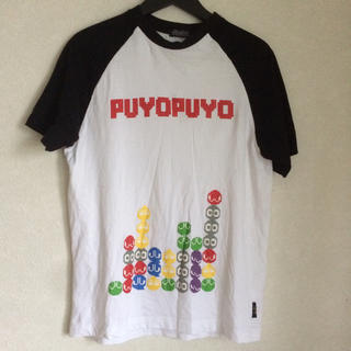 セガ(SEGA)のぷよぷよ Tシャツ M(Tシャツ/カットソー(半袖/袖なし))